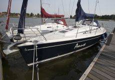 Dehler 39 SQ, Zeiljacht  for sale by White Whale Yachtbrokers