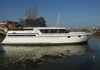 Valk Royal 51 Cabrio, Motorjacht Valk Royal 51 Cabrio te koop bij White Whale Yachtbrokers - Willemstad