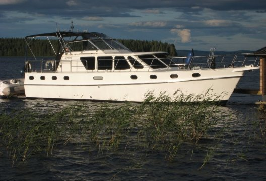Altena Look 2000, Motorjacht  for sale by White Whale Yachtbrokers - Finland