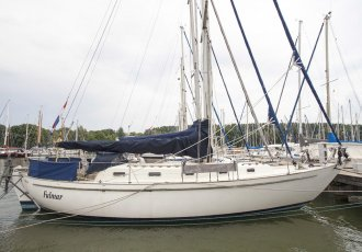 Saltram Saga 36, Zeiljacht Saltram Saga 36 te koop bij White Whale Yachtbrokers