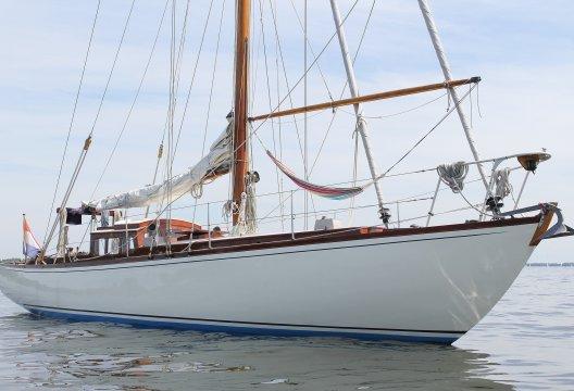 """Abeking & Rasmussen Classic 1260 """"Hamburg V"""", Klassiek scherp jacht  for sale by White Whale Yachtbrokers - Willemstad"""