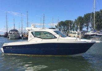 Karnic 2265 Diesel, Speed- en sportboten Karnic 2265 Diesel te koop bij White Whale Yachtbrokers