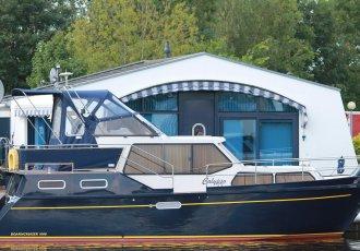 Boarncruiser 1000, Motor Yacht Boarncruiser 1000 for sale at White Whale Yachtbrokers - Sneek
