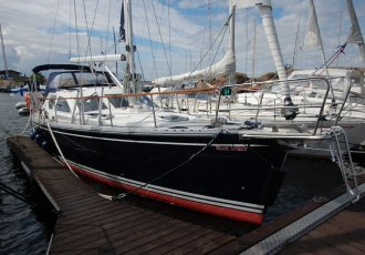 Nauticat 385, Sailing Yacht Nauticat 385 for sale at White Whale Yachtbrokers