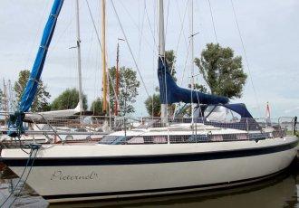 Compromis 909, Zeiljacht Compromis 909 te koop bij White Whale Yachtbrokers