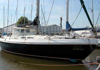 Contest 36, Zeiljacht Contest 36 te koop bij White Whale Yachtbrokers - Sneek