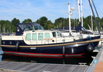 Linssen CLASSIC STURDY 400 AC, Motorjacht Linssen CLASSIC STURDY 400 AC te koop bij White Whale Yachtbrokers