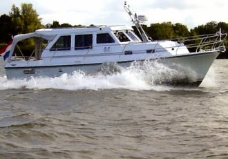 Excellent 1000 P.H., Motorjacht Excellent 1000 P.H. te koop bij White Whale Yachtbrokers - Willemstad