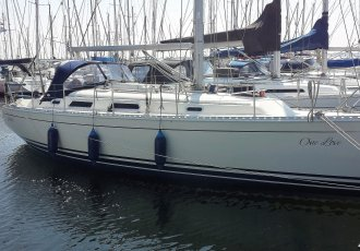 Hanse 341, Zeiljacht Hanse 341 te koop bij White Whale Yachtbrokers - Willemstad