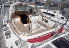 Najad 400, Zeiljacht  for sale by White Whale Yachtbrokers