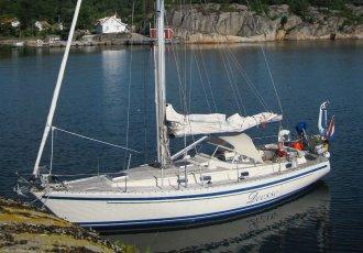 FORGUS 37, Zeiljacht FORGUS 37 te koop bij White Whale Yachtbrokers