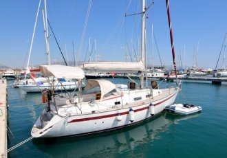 Najad 331, Zeiljacht Najad 331 te koop bij White Whale Yachtbrokers