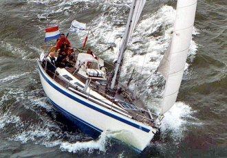 Sweden Yachts 38, Zeiljacht Sweden Yachts 38 te koop bij White Whale Yachtbrokers