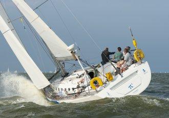 Beneteau First 47.7, Zeiljacht Beneteau First 47.7 te koop bij White Whale Yachtbrokers