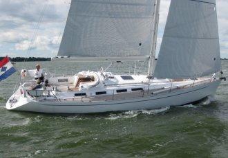 Sweden Yachts 42, Zeiljacht Sweden Yachts 42 te koop bij White Whale Yachtbrokers