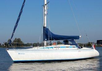 Elan 33, Zeiljacht Elan 33 te koop bij White Whale Yachtbrokers