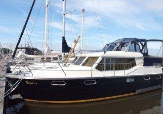 Radius 35, Motorjacht Radius 35 te koop bij White Whale Yachtbrokers