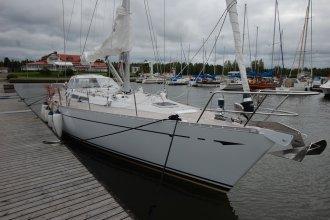 Van De Stadt 47 Samoa, Segelyacht Van De Stadt 47 Samoa zum Verkauf bei White Whale Yachtbrokers - Finland