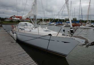 Van De Stadt 47 Samoa, Zeiljacht Van De Stadt 47 Samoa te koop bij White Whale Yachtbrokers - Finland