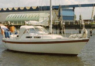 Targa 96, Zeiljacht Targa 96 te koop bij White Whale Yachtbrokers - Willemstad