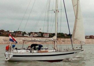 Van De Stadt 44, Zeiljacht Van De Stadt 44 te koop bij White Whale Yachtbrokers