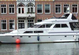 Van Der Valk Vitesse 59/61, Motorjacht Van Der Valk Vitesse 59/61 te koop bij White Whale Yachtbrokers - Enkhuizen