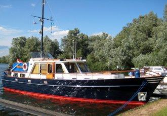 Koopmans Spiegelkotter 12.50, Motorjacht Koopmans Spiegelkotter 12.50 te koop bij White Whale Yachtbrokers