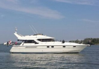 Princess Flybridge 48, Motorjacht Princess Flybridge 48 te koop bij White Whale Yachtbrokers - Vinkeveen