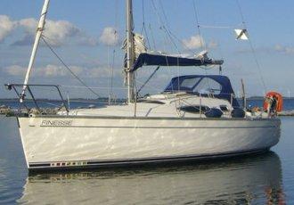 Feeling 30 DI, Zeiljacht Feeling 30 DI te koop bij White Whale Yachtbrokers - Willemstad