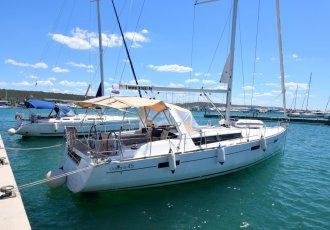 Beneteau Oceanis 45, Zeiljacht Beneteau Oceanis 45 te koop bij White Whale Yachtbrokers