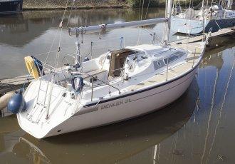 Dehler 31 NOVA TOP, Zeiljacht Dehler 31 NOVA TOP te koop bij White Whale Yachtbrokers