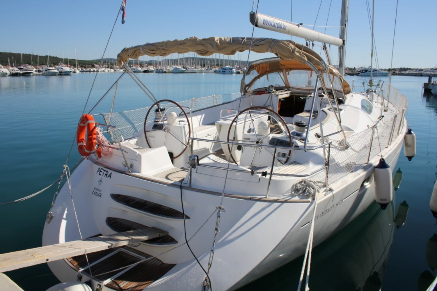 Jeanneau Sun Odyssey 54ds Sailboat For Sale White Whale Yachtbrokers