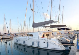 Lagoon 500, Multihull sailing boat Lagoon 500 for sale at White Whale Yachtbrokers