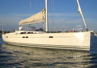 Hanse 540E, Zeiljacht Hanse 540E te koop bij White Whale Yachtbrokers