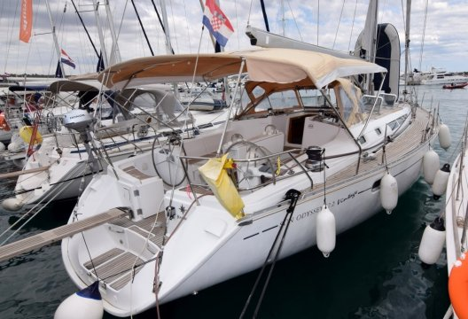 Jeanneau Sun Odyssey 52.2 Vintage, Sailing Yacht  for sale by White Whale Yachtbrokers - Croatia