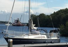 Cobra 750, Zeiljacht  for sale by White Whale Yachtbrokers