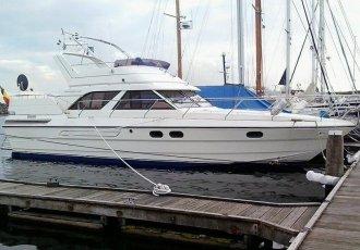 Princess 435 Flybridge, Motorjacht Princess 435 Flybridge te koop bij White Whale Yachtbrokers