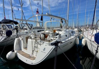 Beneteau Oceanis 50 Family, Zeiljacht Beneteau Oceanis 50 Family te koop bij White Whale Yachtbrokers