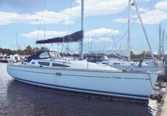 Jeanneau Sun Odyssey 35, Zeiljacht Jeanneau Sun Odyssey 35 te koop bij White Whale Yachtbrokers - Willemstad