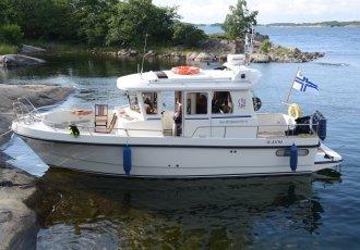 Minor 27 WRS, Motorjacht Minor 27 WRS te koop bij White Whale Yachtbrokers