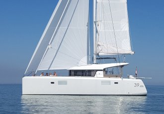 Lagoon 39 Premium, Multihull sailing boat Lagoon 39 Premium for sale at White Whale Yachtbrokers