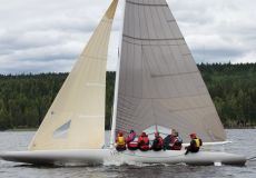 Melges A Scow, Open zeilboot  for sale by White Whale Yachtbrokers