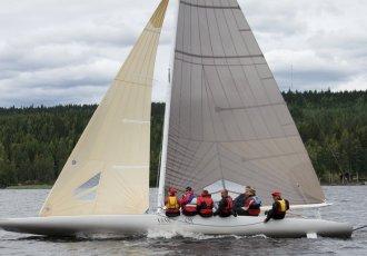 Melges A Scow, Open zeilboot Melges A Scow te koop bij White Whale Yachtbrokers