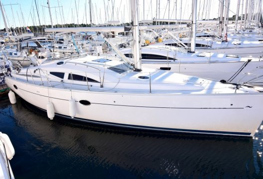 Elan 384 Impression, Zeiljacht  for sale by White Whale Yachtbrokers - Croatia