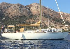 Benello S&S 45 Freya Class, Zeiljacht  for sale by White Whale Yachtbrokers