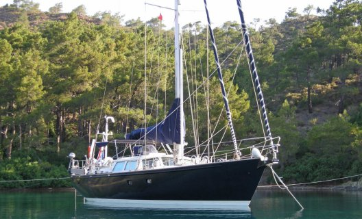 Koopmans 48 Centerboard, Sailing Yacht for sale by White Whale Yachtbrokers - Enkhuizen