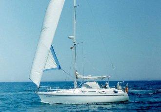 Moody 35 CC, Zeiljacht Moody 35 CC te koop bij White Whale Yachtbrokers
