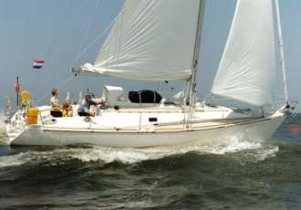 Vels 38 One Off, Zeiljacht Vels 38 One Off te koop bij White Whale Yachtbrokers