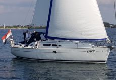 Jeanneau Sun Odyssey 37, Sailing Yacht  for sale by White Whale Yachtbrokers
