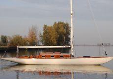 Burmester Seefahrtkreuzer 50m2, Klassiek scherp jacht  for sale by White Whale Yachtbrokers